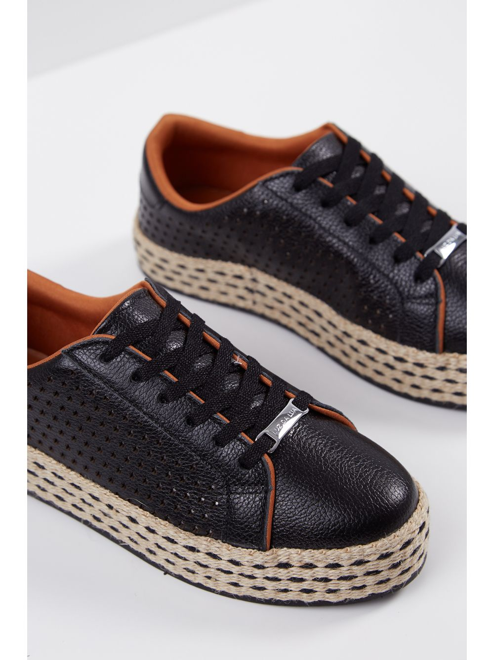 bc09c0124 Previous. Tenis-Casual-Luz-Da-Lua-Preto ...