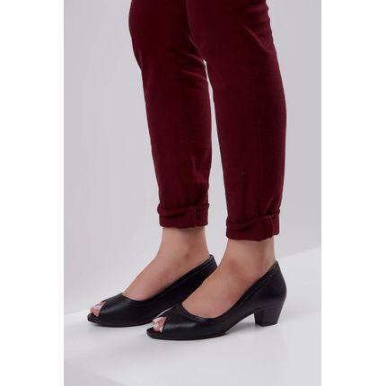 Sapato-Peep-Toe-Comfortflex-Preto-