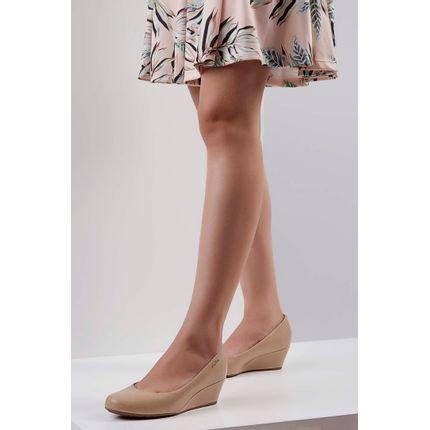 Sapato-Conforto-Modare-Bege-