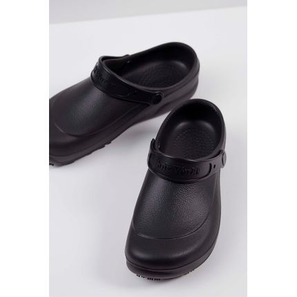 Babuche-Crocs-Soft-Walk-Preto-