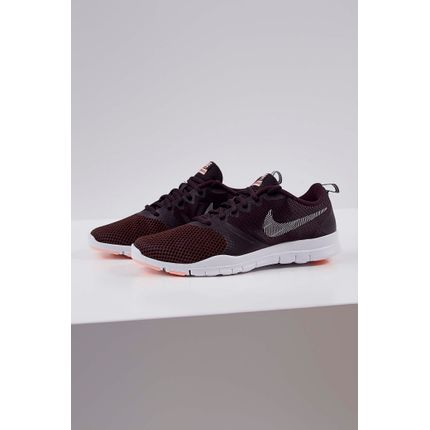 Tenis-Nike-Flex-Essential-Bordo-
