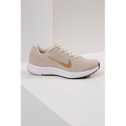635244d3d Tenis-Nike-Runallday-Textorizado-Feminino-Bege-