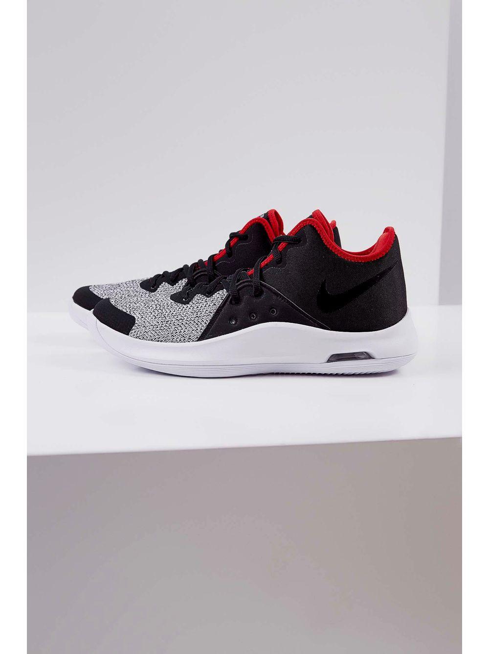 Tênis Nike Basquete Air Versitile Iii Preto - pittol afe3e0dc93926