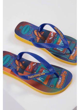 8369a9847 Chinelo Havaianas Mood Amarelo - pittol