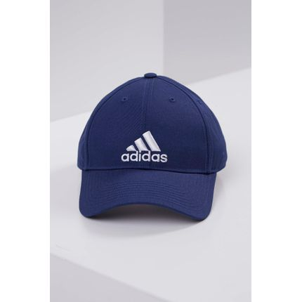 Bone-Adidas-Ess-Cotton-Azul-