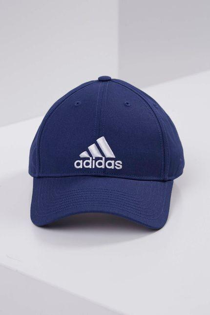 Bone-Adidas-Ess-Cotton-Azul-