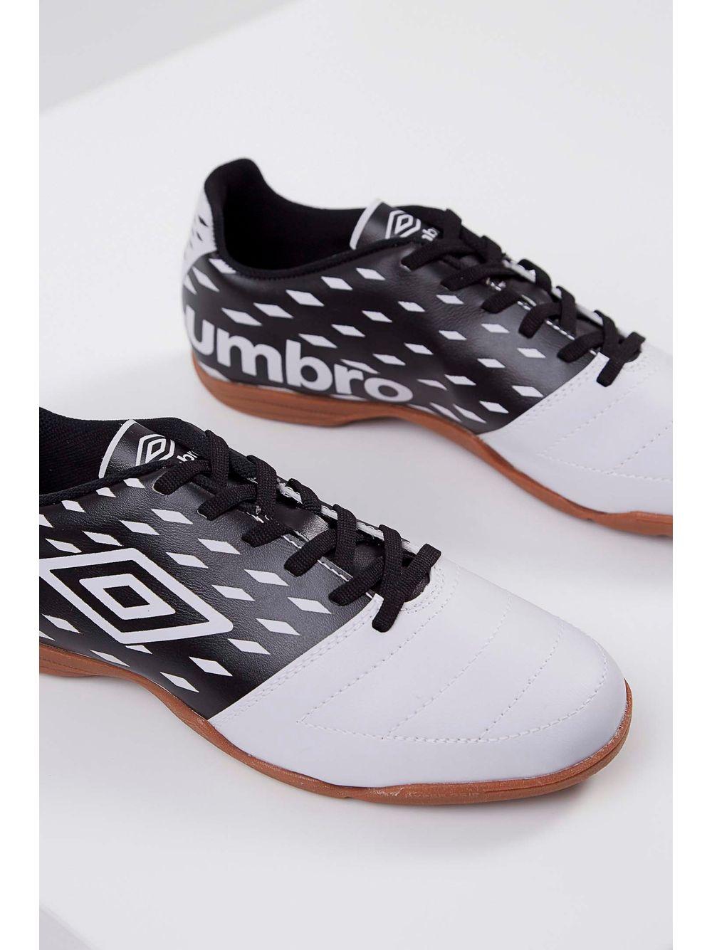 Tênis Futsal Umbro Stratus Preto - pittol ca5763ec38f38