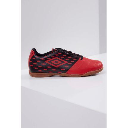 Tenis-Futsal-Umbro-Stratus-Vermelho-