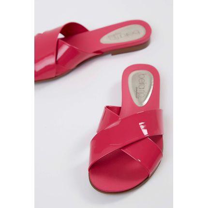 Chinelo-Rasteira-Verniz-Beira-Rio-Pink-