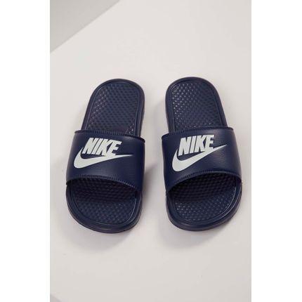 Chinelo-Slide-Nike-Benassi-Marinho-