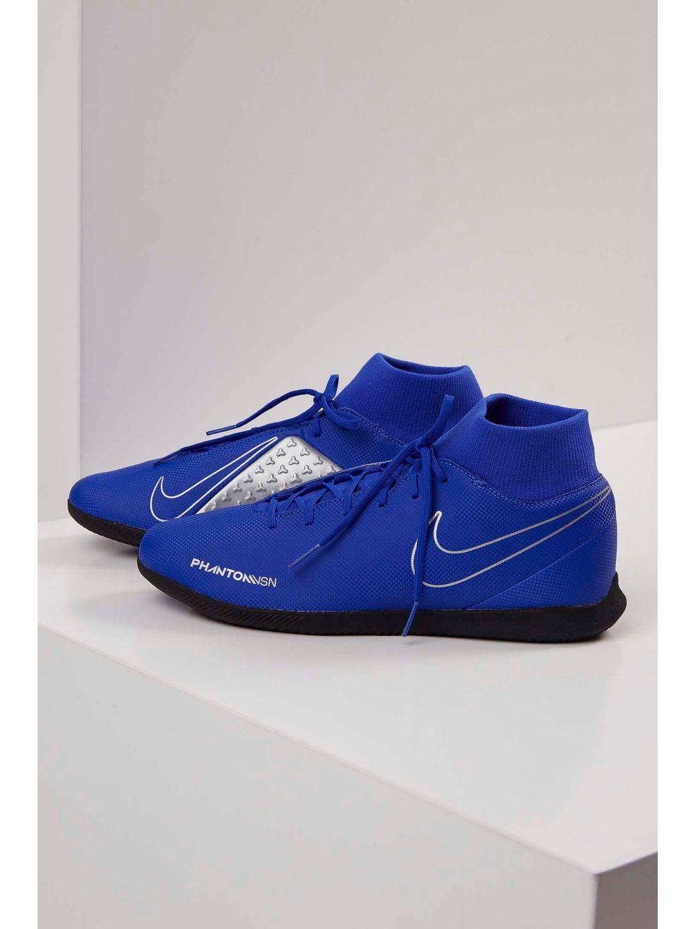 Chuteira Nike Phantom Vision Club Azul - pittol 464c6c66aa6f0