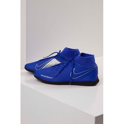 Chuteira-Nike-Phantom-Vision-Club-Azul-