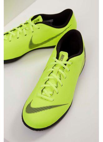 Chuteira Futsal Nike Verde - pittol 996920cd44b2f