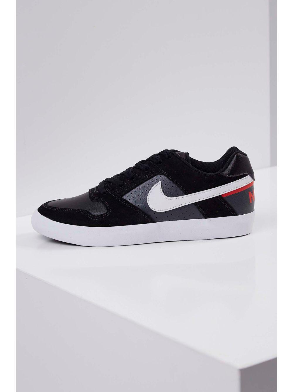 Tênis Skate Nike Force Vulc Preto - pittol d3daf76b534