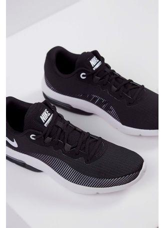 Tênis Esportivo Masculino Nike Aa7396 Air Max Advantage 2 Preto - pittol 83f378452b0