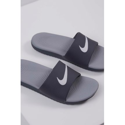 Chinelo-Slide-Nike-Kawa-Cinza-
