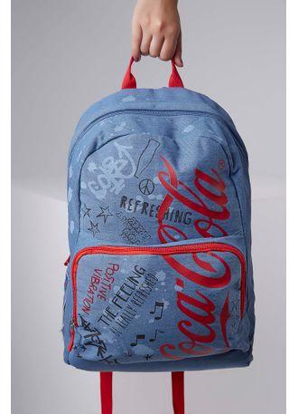 Mochila Coca-Cola 7119004 Azul