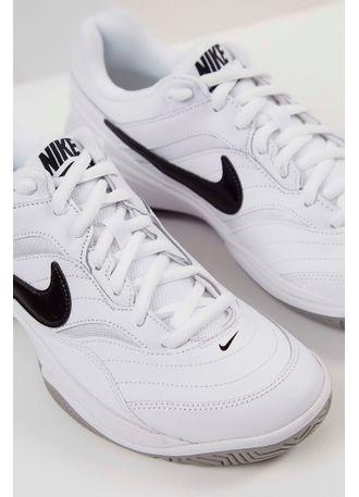 Tênis Nike Curt Lite Couro Branco Pittol