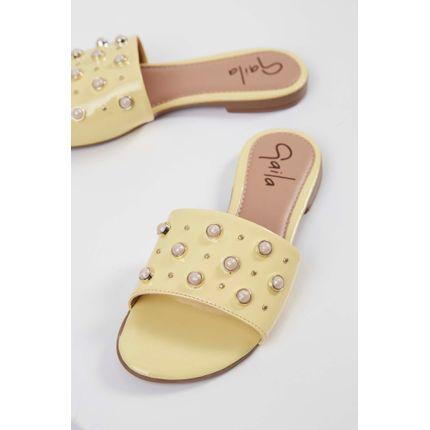 Chinelo-Rasteira-Feminino-Naty-Shoes-Perolas-Amarelo-