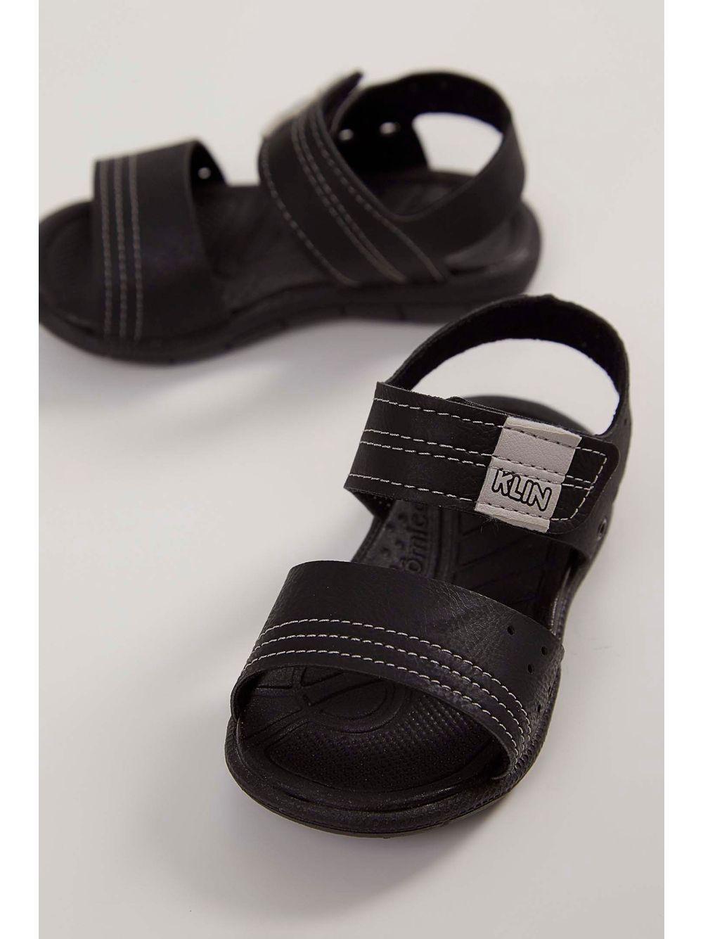 2586760427d3e Previous. Sandalia-Infantil-Papete-Klin-Velcro- ...