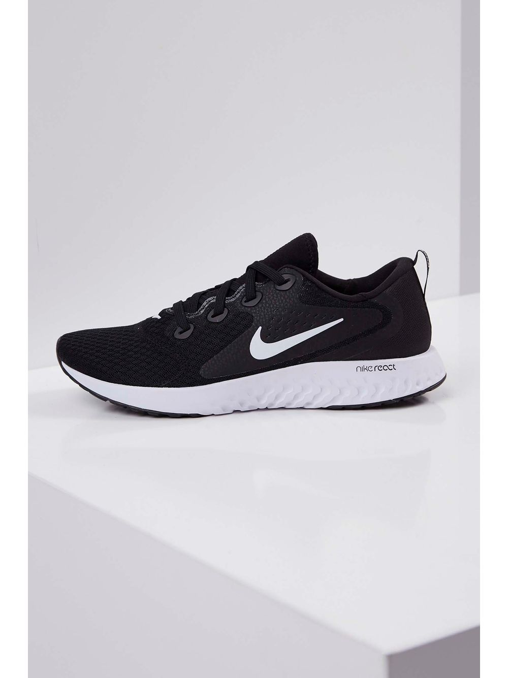 Tênis Nike Legend React Preto - pittol 6e09b584f93ef