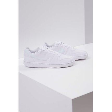 Tênis Nike Feminino Ebernon Low Branco - pittol 71c29f3634e2b
