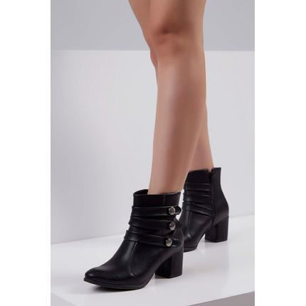 Bota-Ankle-Boots-Marina-Carvalho-Fivela-Preto-