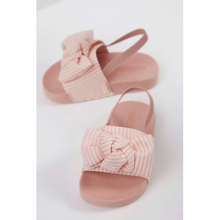 Chinelo-Slide-Infantil-Molekinha-Laco-Rosa-