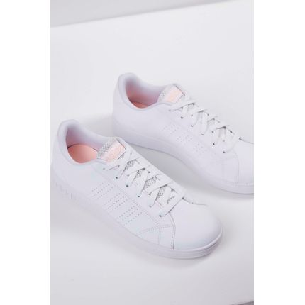 Tenis-Adidas-Advantage-Clean-Branco-