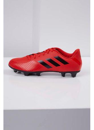 Chuteira Adidas Artilheira Iii Fg Vermelho - pittol 0440743aad803