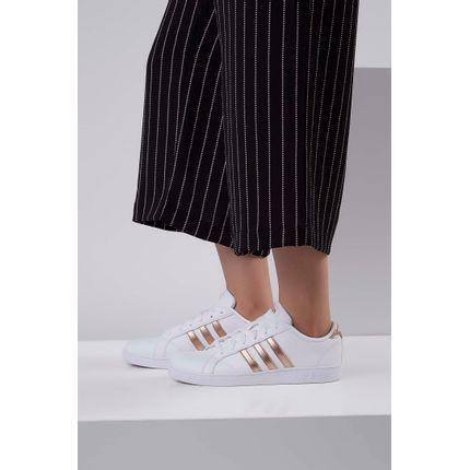 Tenis-Casual-Adidas-Baseline-Branco-