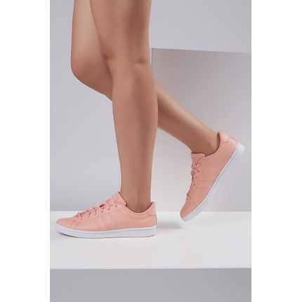 Tenis-Adidas-Advantage-Clean-Rosa-