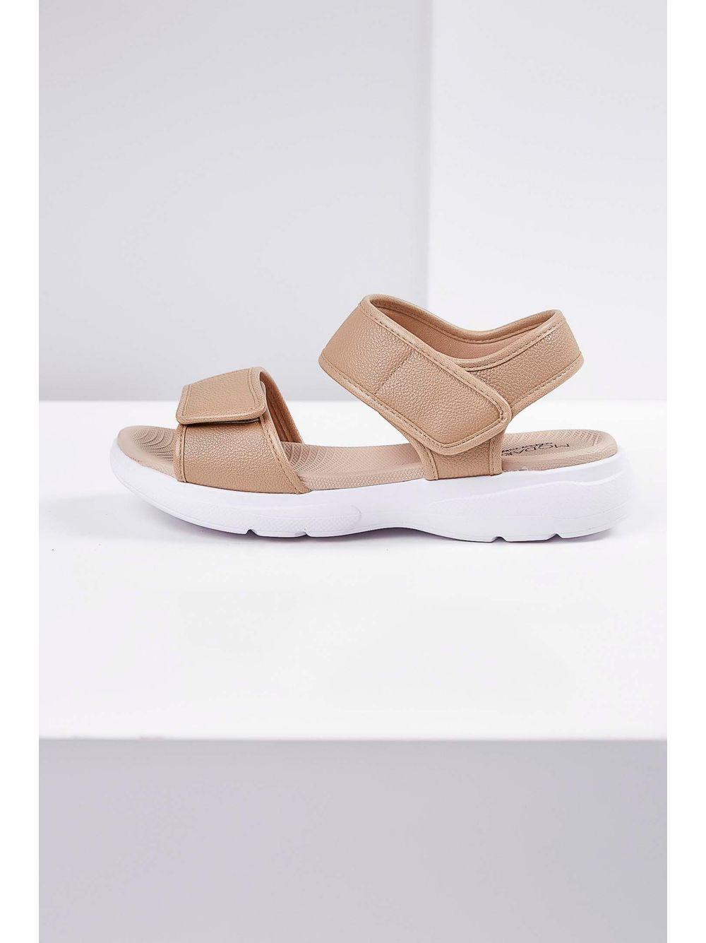 f5c7ad859 Previous. Sandalia-Papete-Modare-Velcro-Bege ...