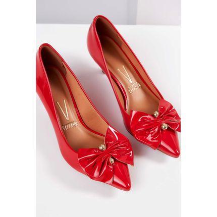 Sapato-Scarpin-Vizzano-Laco-Vermelho-