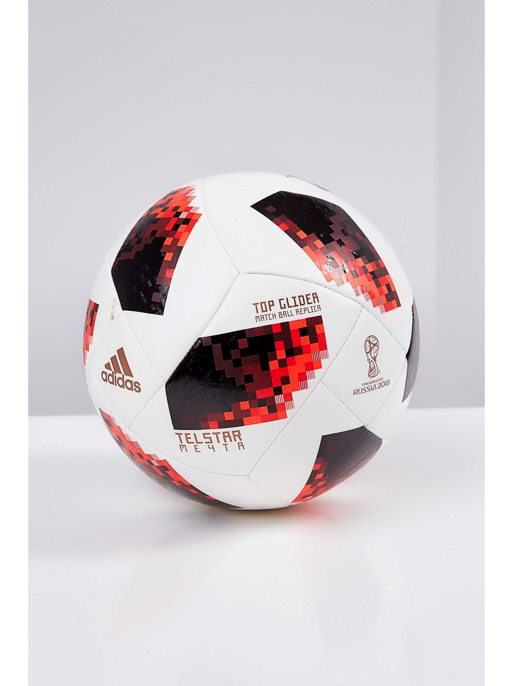 Bola Society Adidas Top Glider Wc18 Mata Mata Branco - pittol a55061e4549fb