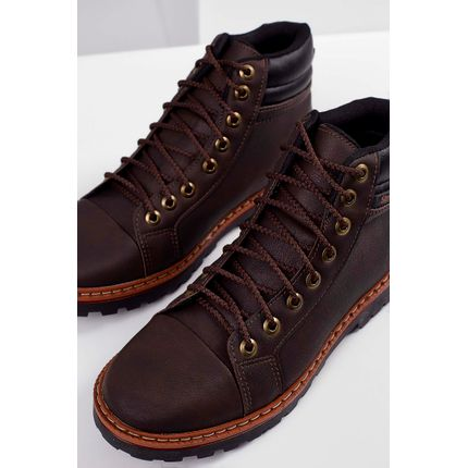 Bota-Casual-Strik-Wear-Marrom