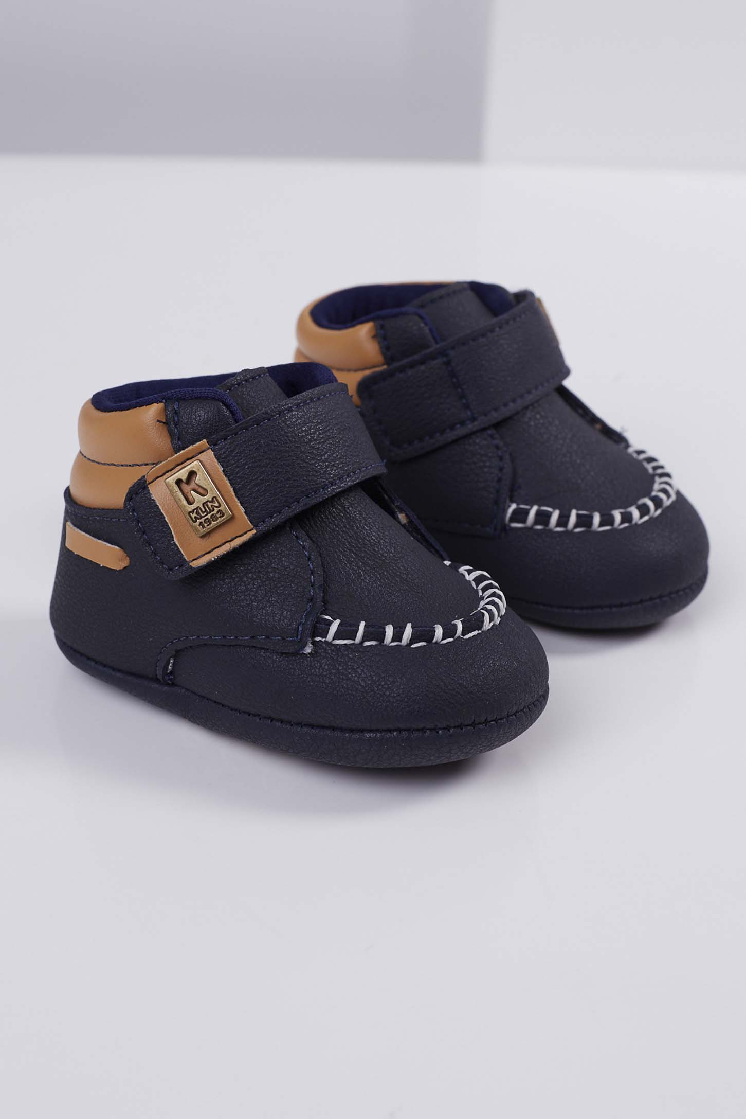 Sapato-Casual-Klin-Marinho