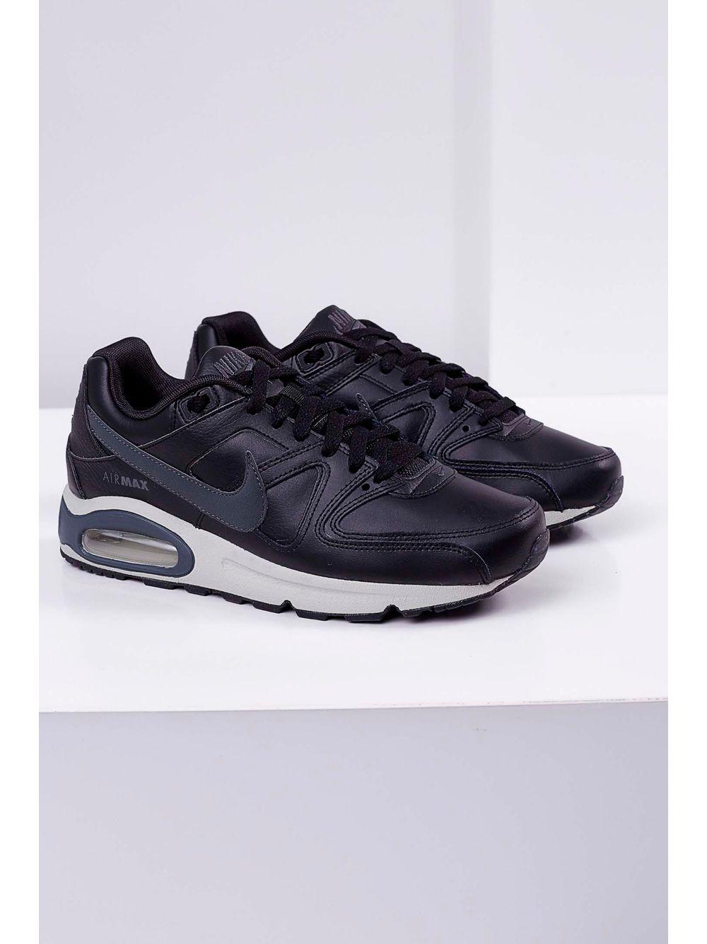 067bbd6c8da95 Previous. Tenis-Nike-Air-Max-Command-Leather-Shoe-Preto ...