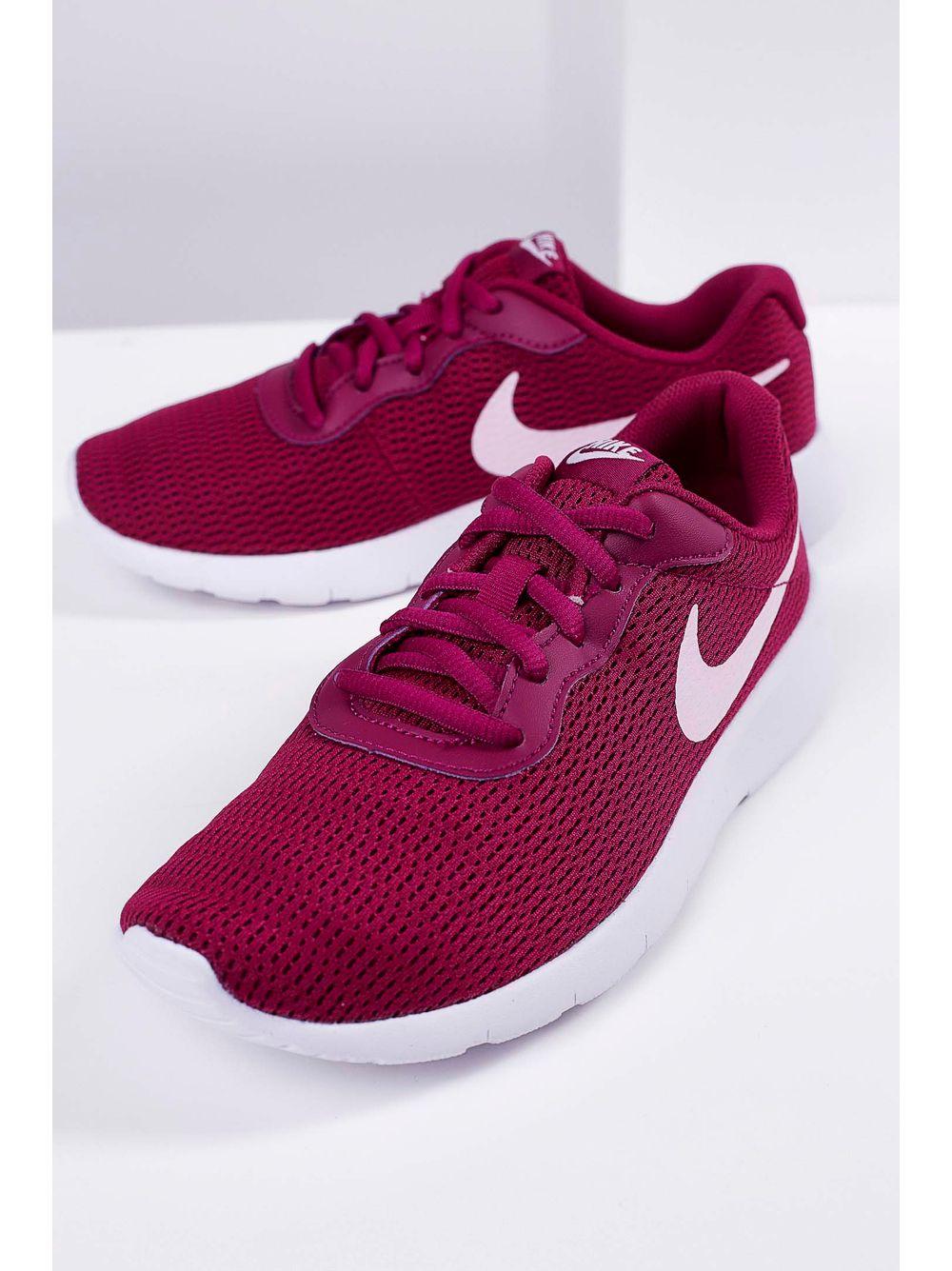 online retailer 002d5 a7023 Tênis Corrida Nike Tanjun Pink - pittol