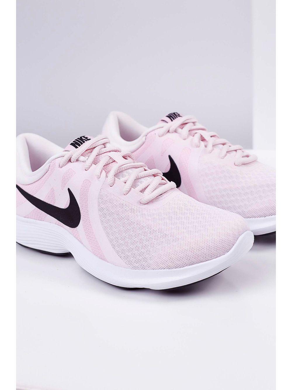 Tênis Nike Revolution 4 Rosa - pittol 090cbb375a377