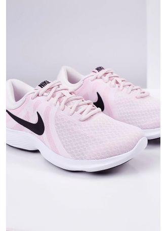 9388d4327b Tênis Corrida Nike Revolution 4 Rosa - pittol
