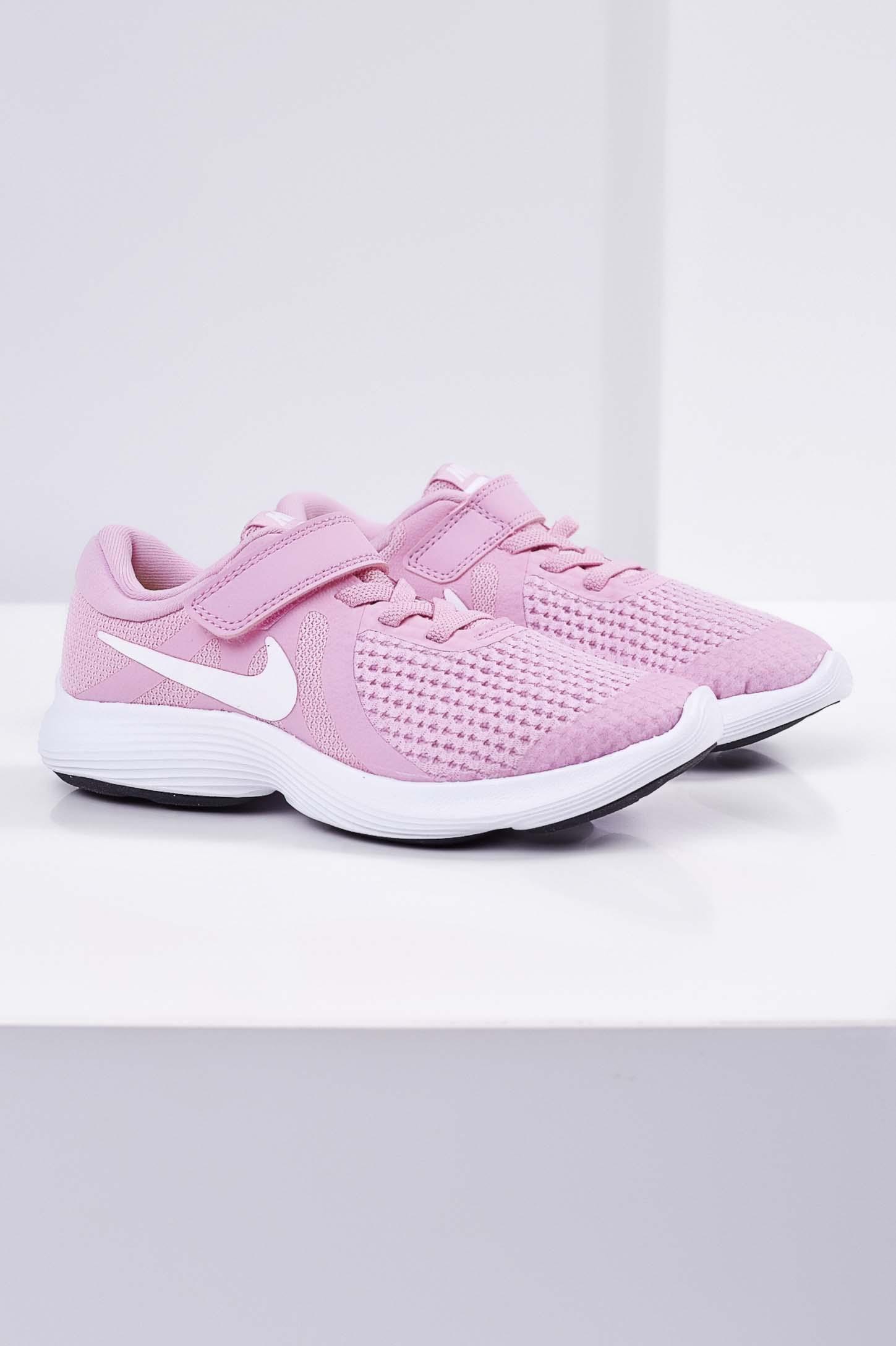 Tenis-Infantil-Nike-Revolution-4-Rosa-