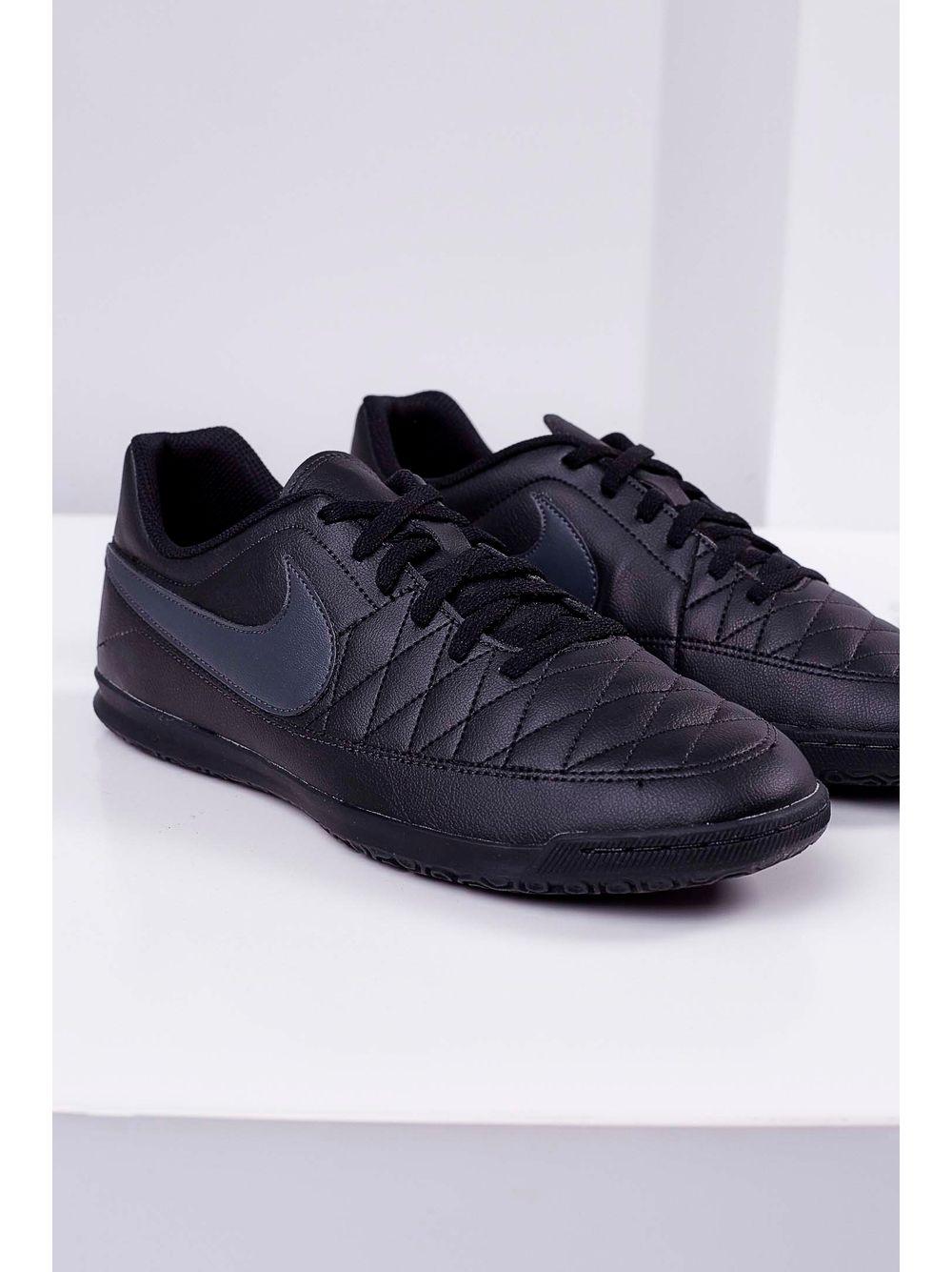 Tênis Futsal Nike Aq7898-001 Majestry Preto - pittol 811fb093ac7a5