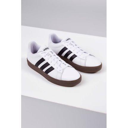 Tenis-Casual-Adidas-Daily-F33469-Branco-