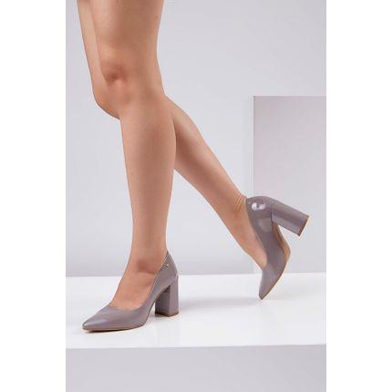 Sapato-Scarpin-Cha-De-Mel-Bico-Fino-Cinza