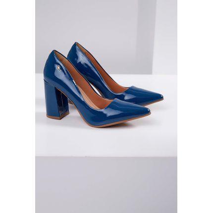 Sapato-Scarpin-Cha-De-Mel-Azul