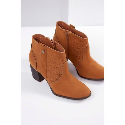 Bota-Ankle-Boot-Via-Marte-Caramelo