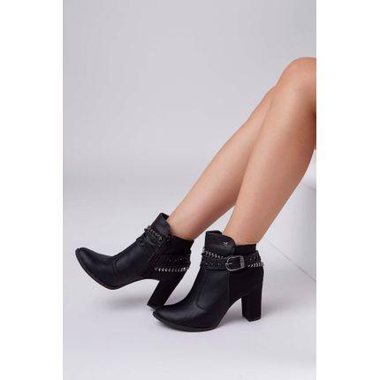 Bota-Mississipi-Ankle-Boots-Salto-Medio-Preto-