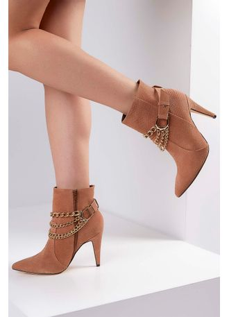 Bota-Ankle-Boots-Werner-Caramelo