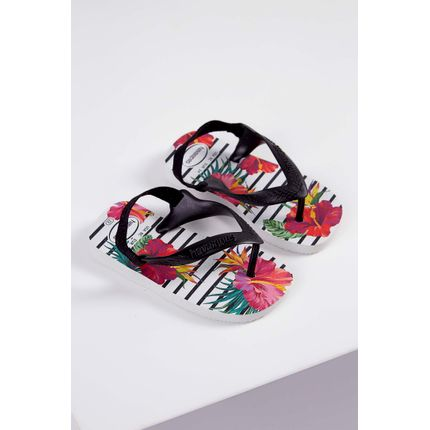 Chinelo-Havaianas-New-Baby-Chic-Branco